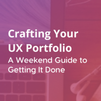 Crafting Your UX Portfolio