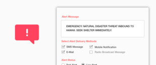 Redesign This Natural Disaster Alert System