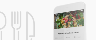 Create a feature for this cooking app that lets users substitute ingredients
